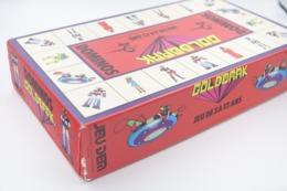 Speelkaarten - Kwartet, Goldorak Dominos Grendize GOLDRAKE SHOGUN WARRIORS HIGH DREAM Japan Space Age ,***- Vintage-1978 - Speelkaarten