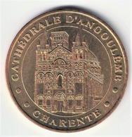 Monnaie De Paris 16.Angoulême. La Cathédrale 2003 - Monnaie De Paris