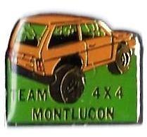 A7 - TEAM 4X4 - MONTLUCON - Verso : SM - Rally