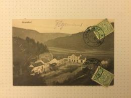 GRUNDHOF 1911 - Postkaarten