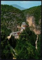ITALIA - VAL DI NON - SANZENO (TRENTO) - SANTUARIO DI SAN ROMEDIO - NUOVA - CACHET SANTUARIO - Italia
