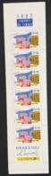 Carnet Non Plié, Journée Du Timbre 1992 N° BC2744A Neuf **  TTB - Tag Der Briefmarke
