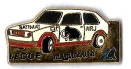 RALLYE - LEDUE - R17 - Verso : DURET - Rallye