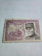 Timbre France 1960 Yvert N° 1270 Oblitéré - Usados
