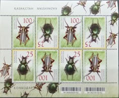 Kazajstan 541/542 ** MNH. 2008 - Kazajstán