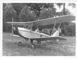 PHOTAVIA - LEOPOLDOFF L3 COLIBRI - BIPLAN BIPLACE FRANÇAIS D'ENTRAINEMENT SPORTIF - 1933 - Aviation