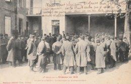 31 SAINT GAUDENS    Le Rapport Au Cantonnement  1915 - Saint Gaudens