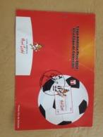 Pérou Fdc Copa America 2004 - Coppa America