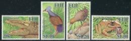 """FIJI / FIDJI  2006  MNH  -  """" FAUNE : OISEAUX / BIRDS  """"    -   4  VAL - Vögel"""
