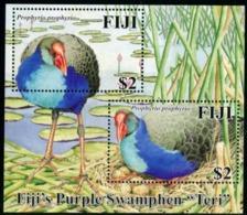 "FIJI / FIDJI  2006  MNH  -  "" OISEAUX / BIRDS  ""    -   1 BLOC - Vögel"