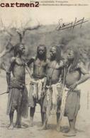 HABBES HABITANTS DES MONTAGNES DU MACINA TYPE ETHNIE ETHNOLOGIE SOUDAN AFRIQUE OCCIDENTALE - Soudan