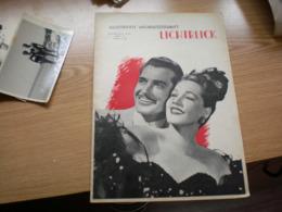 Illustrierte Wochenzeitschrift 1946 Lichtblick Graz 1946 32 Pages - Films & TV