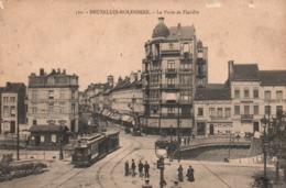 Molenbeek - 310 La Porte De Flandre - Bauwerke, Gebäude