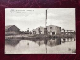 ACHTERBROEK-----Steenfabriek - Kalmthout