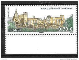 France N°4348 **  Le Palais Des Papes (sous Faciale) - Neufs