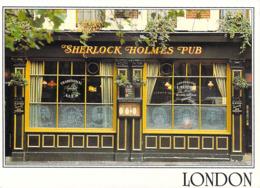 Royaume-Uni > LONDON LONDRES Sherlock Holmes Pub  (- Photo Liam Bake 521)*PRIX FIXE - Altri