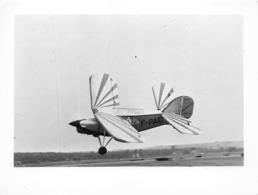 AIR-MONDIAL // COLLECTION PHOTAVIA - S.F.C.A LIGNEL 44 CROSS COUNTRY DÉRIVÉ DU S.F.C.A TAUPIN - 1946 - Aviation