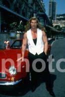 1994 HOTEL PARIS MONTE CARLO MONACO FERRARI CAR FRANCE 35mm PRESS DIAPOSITIVE SLIDE Not PHOTO No FOTO B4918 Gay Int - Dias