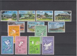 Grenadines Of St. Vincent / Different Themes - Timbres