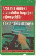 TURKEY - Karayollari Genel Mudurlugu(30 Units), 07/01, Used - Turchia