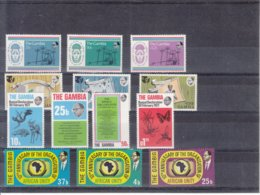The Gambia / Different Themes - Timbres