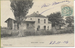 ETAULIERS  La Gare - Autres Communes