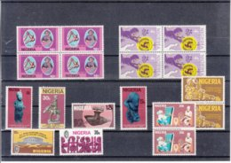 Nigeria / Different Themes - Timbres