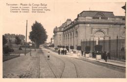 Tervueren - Musée Du Congo Belge - Chaussée De Louvai, Entrée Principale - Tervuren