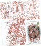 1202  Centenaire  Beau Cachet Et Bdf  (245) - Polynésie Française