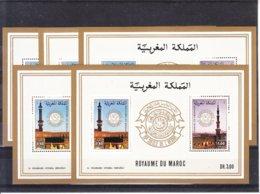 Royaume Du Maroc - Mezquitas Y Sinagogas