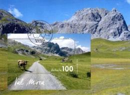 Maximumkarte 2019 Val Mora BLOCK - Maximumkaarten