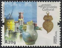 Portugal 2018 Oblitéré Used Année Européenne Du Patrimoine Culturel Poterie Bijoux SU - 1910-... Republiek