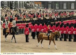 CPSM QUEEN ELISABETH Ii - Royal Families