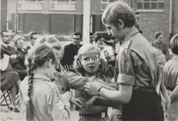 CPSM  Wij Blijven Een Grote Familie ! De Klinge - 1971 - Scoutismo