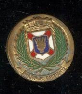 Badge émaillé Ville De Bobigny - Balbinius - Baubigny - Juwelen & Horloges