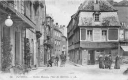 France 22 Côtes D'Armor Paimpol Chaussures Coiffeur Vieilles Maisons , Place Du Martray  Dépôt Hopital Barry 472 - Paimpol
