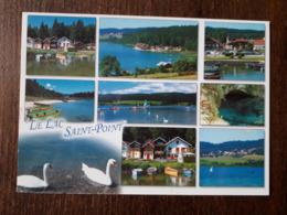 L22/933  Le Lac De Saint-Point - Multivues - Francia