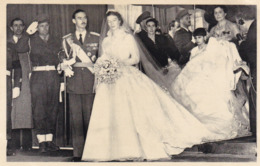 Huwelijk Van Prinses ...  Mariage De Princesse.....? (pk64525) - Familles Royales