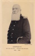 Leopold II, Roi Des Belges, Koning Der Belgen 1865 - 1909 (pk64529) - Königshäuser