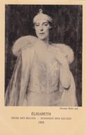 Elisabeth, Reine Des Belges, Koningin Der Belgen 1909  (pk64531) - Königshäuser