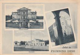 SALUTI DA PIOMBINO DESE - Padova (Padua)