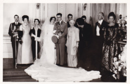 Koninklijke Familie, Fotokaart, Carte Photo Famille Royale (pk64542) - Royal Families