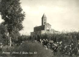 Oristano (Sardegna) Chiesa Santa Giusta, Church, Eglise, Kirche - Oristano