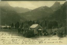 SWITZERLAND - CHAPELLE DU LAC NOIR - FRIBOURG - EDIT. E. CHIFFELLE - 1900s  (BG5799) - FR Fribourg