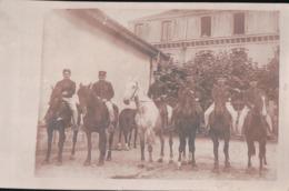 CARTE PHOTO Militaires  Du 5e Remiremont Le 24 Aout 1913 - Remiremont