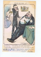 Bruits De Paix - Satire Politique - Edouard VII ?  Illustrateur Robert Lewis - Altre Illustrazioni