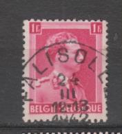 COB 528 Oblitération Centrale FALISOLLE - 1936-1957 Col Ouvert