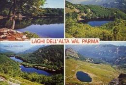 Laghi Dell'alta Val Parma - Formato Grande Viaggiata - E 14 - Parma