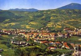 Borgo Val Di Taro - Parma - Veduta Da Grifola - Formato Grande Viaggiata – E 14 - Parma