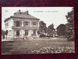 """ANDERLECHT-----Laiterie&Restaurant """"Mertens-Lemaire""""--animée - Anderlecht"""